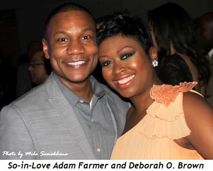 5 - So-in-Love Adam Farmer and Deborah O. Brown