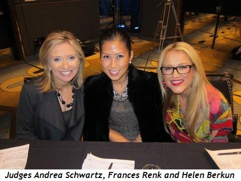 2 - Judges Andrea Schwartz, Frances Renk and Helen Berkun
