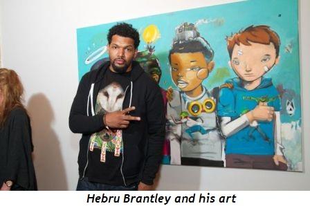 1 - Hebru and his art