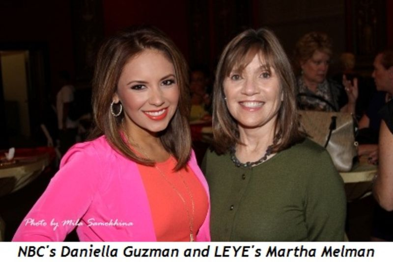 Blog 7 - NBC's Daniella Guzman and Martha Melman