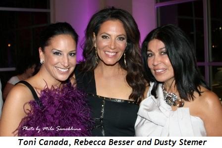 Blog 2 - Toni Canada, Rebecca Besser and Dusty Stemer