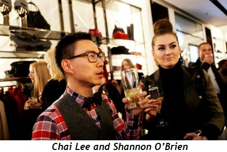 5 - Chai Lee and Shannon O'Brien