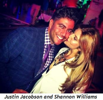2 - Justin Jacobson and Shannon Williams