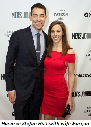 11 - Stefan and Morgan Holt (honoree)