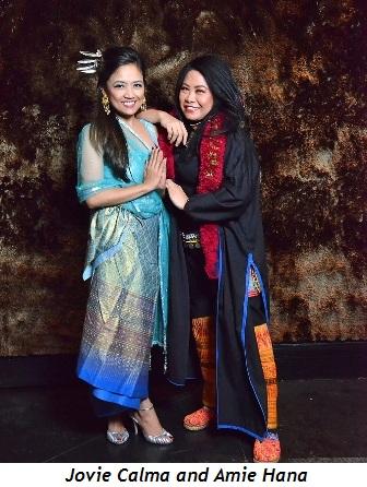 1 - Jovie Calma and Amie Hana