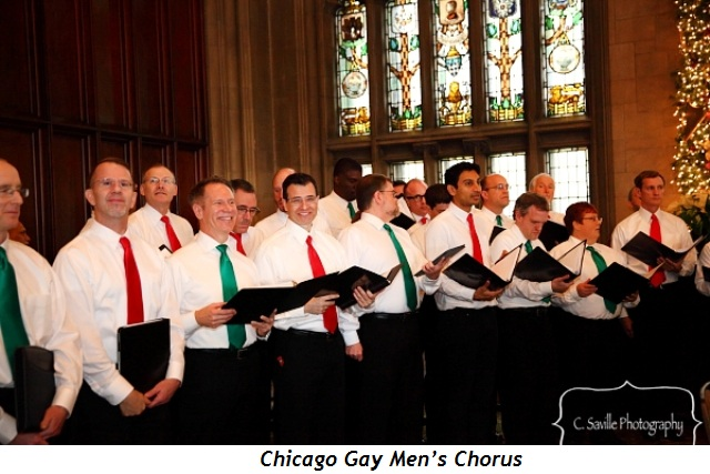 2 - Chicago Gay Men's Chorus