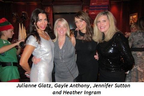 5 - Julianne Glatz, Gayle Anthony, Jennifer Sutton and Heather Ingram