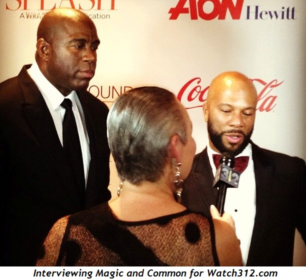 14 - Interviewing Magic and Common for Watch312