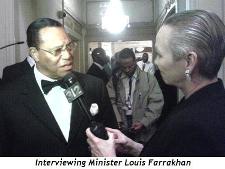20 - Interviewing Minister Louis Farrakhan