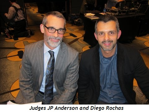 11 - Judges JP Anderson and Diego Rochas
