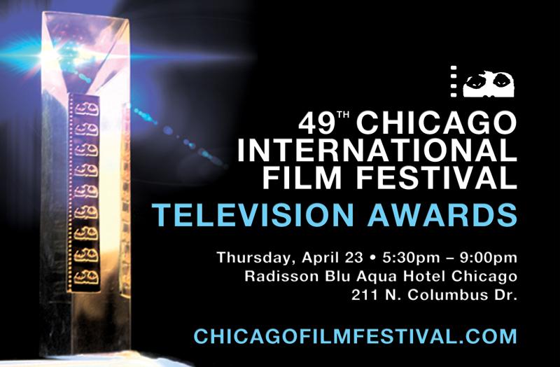 International Television Awards invite