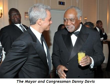 7 - Mayor and Congressman Danny Davis