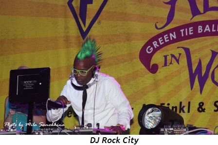 Blog 13 - DJ Rock City