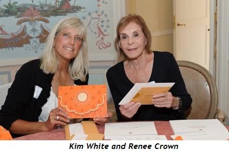 Blog 3 - Kim White and Renee Crown