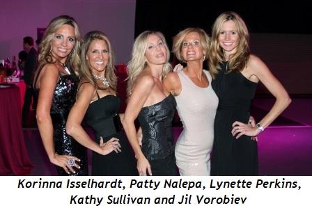 Blog 4 - Korinna Isselhardt, Patty Nalepa, Lynette Perkins, Kathy Sullivan and Jill Vorobiev