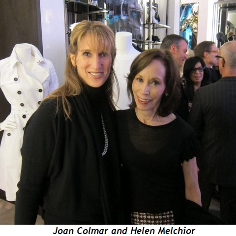 20 - Joan Colmar and Helen Melchior