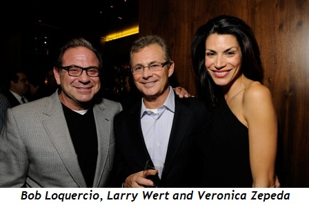 6 - Bob Loquercio, Larry Wert and Veronica Zepeda