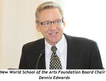 8 - Dennis Edwards (New World School of the Arts Fndtn. Board Chair)