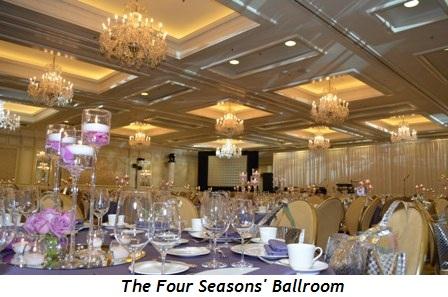 9 - The Four Seasons Ballroom