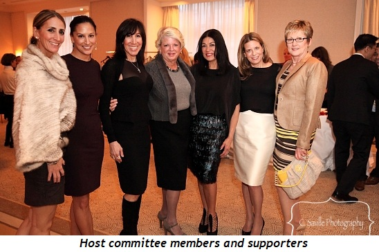 3 - Host committee members and supporters