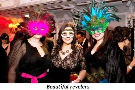 6 - Beautiful revelers