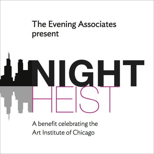 Art Institute Night Heist logo