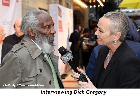 23 - Interviewing Dick Gregory