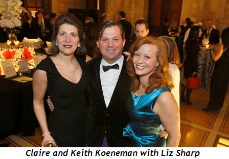 2 - Claire and Keith Koeneman and Liz Sharp