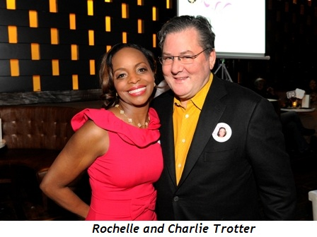 1 - Rochelle and Charlie Trotter