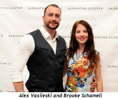 2 - Alex Vasileski and Brooke Schamell