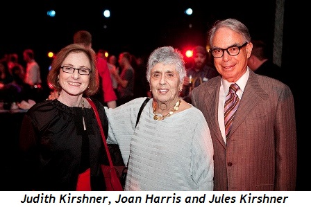 2 - Judith Kirshner, Joan Harris, Jules Kirshner