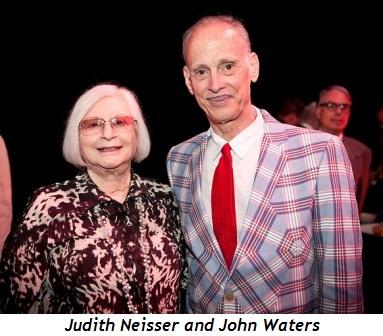 3 - Judith Neisser and John Waters