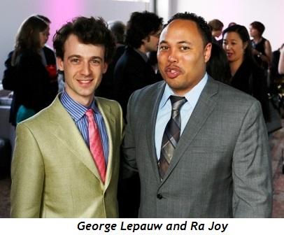8 - George Lepauw, Ra Joy