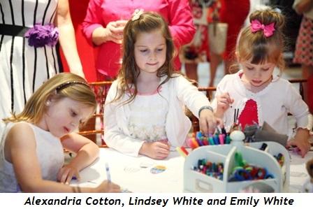 2 - Alexandria Cotton, Lindsey White, Emily White