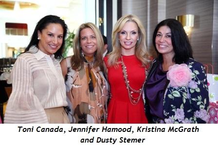 4 - Toni Canada, Jennifer Hamood, Kristina McGrath, Dusty Stemer