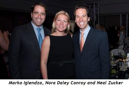 4 - Marko Iglendza, Nora Daley Conroy and Neal Zucker