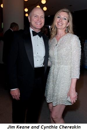 4 - Jim Keane and Cynthia Chereskin