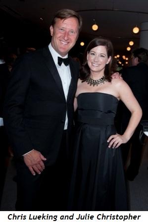 6 - Chris Lueking and Julie Christopher