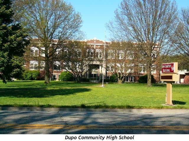 5 - Dupo Community High School
