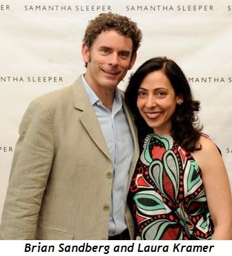 8 - Brian Sandberg and Laura Kramer