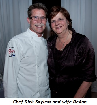 4 - Chef Rick Bayless and wife DeAnn