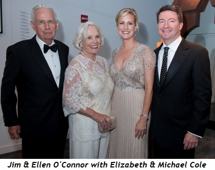 2 - Jim and Ellen O'Connor and Elizabeth and Michael Cole