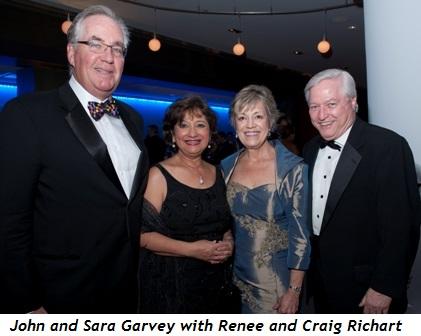 5 - John and Sara Garvey, Renee and Craig Richart