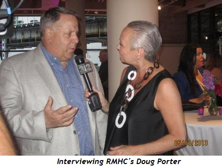 14 - Interviewing RMHC's Doug Porter
