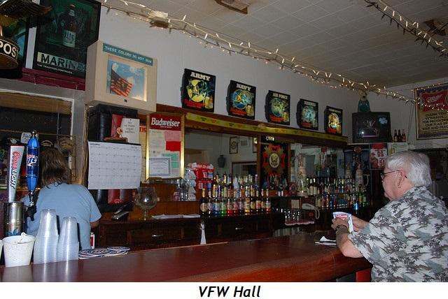 10 - VFW Hall