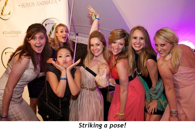 2 - Striking a pose!