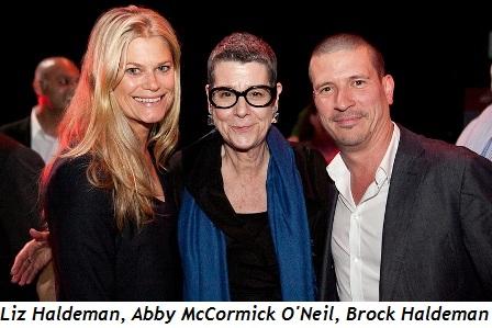 4 - Liz Haldeman, Abby McCormick O'Neil, Brock Haldeman