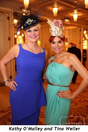 12 - Kathy O'Malley and Tina Weller