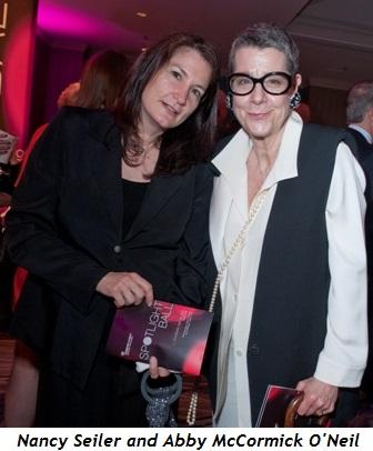 13 - Nancy Seiler and Abby McCormick O'Neil