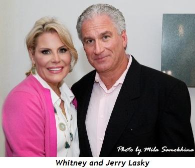 6 - Whitney and Jerry Lasky